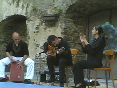 Manos Klaus Mäurer, Gitarre