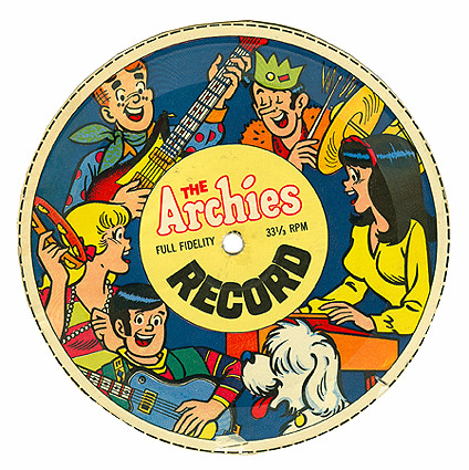 The Archies - Sugar Sugar. ladawn wanted a song about candy.