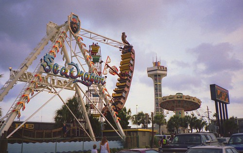Miracle Strip Amusement Park 1 - Panama City Beach