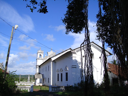 Guirim-Sangolda church by you.