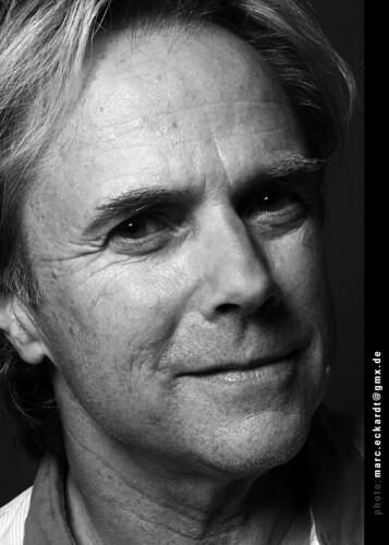 David Carson, USA, TYPO Berlin 2006 - a photo on Flickriver David Carson Portrait