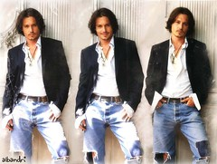 +[ Johnny Depp: drop dead gorgeous ]+ ([  //  QTR) Tags: gorgeous johnny actor p johnnydepp depp omg goodlooking albandri