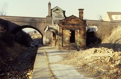 Great Central Railway Belgrave & Birstall Leicestershire 1978 (loose_grip_99) Tags: railroad england abandoned broken station train geotagged leicester great central railway steam disused 1978 midlands belgrave greatcentral eastmidlands britishrailways lner gcr birstall geo:lat=5266959 geo:lon=1132708 belgravebirstall