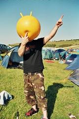 Mr_Space_Hopper_Head_(Dennis) (Iammoog) Tags: festival day longest