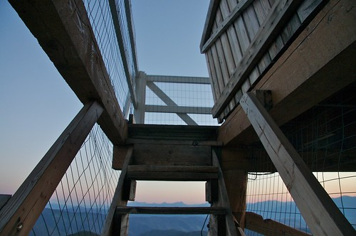 Gird Point Lookout Tower