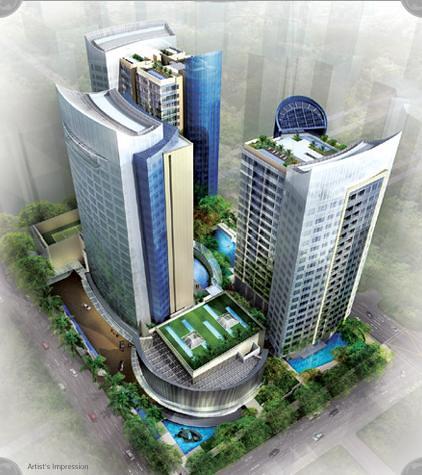 St Regis Residences, Singapore