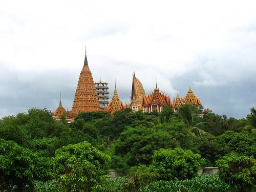 Wat Tham Seua and Wat Tham Khao Noi