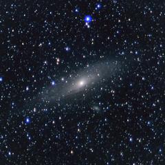 rl (nebarnix) Tags: stars andromeda astrophotography m31 galaxies m32 m110