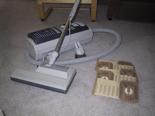 vacuum electrolux