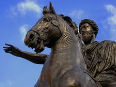 BC231 Bronze Horseman (listentoreason) Tags: italy sculpture art museum favorites places score40