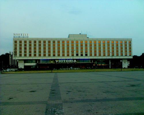 Sofitel Victoria, Warszawa