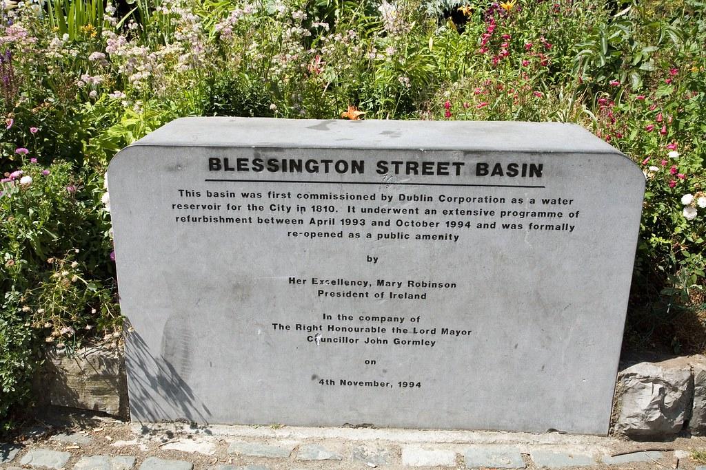 BLESSINGTON STREET BASIN