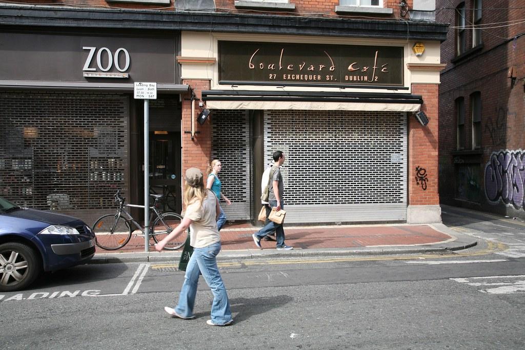BOULEVARD RESTAURANT DUBLIN