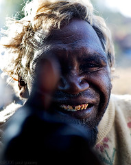 sorry business (Paul Gosney) Tags: nt australian 2006 aboriginal indigenous northernterritory alicesprings centralaustralia sorrybusiness paulgosney acmp