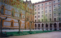 Comillas Antiguo Seminario y Universidad Pontificia (-Merce-) Tags: españa geotagged spain santander cantabria comillas historicbuilding geo:lat=433857 geo:lon=429914 geo:tilt=0 mmbmrs