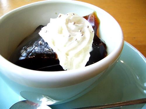 jelly / コーヒーゼリー
