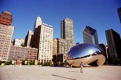 USA_2007-0133 (vambo25) Tags: anishkapoor chicago cloudgate illinois millenniumpark