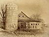 History (Dave Linscheid) Tags: barn silo farm country rural agriculture texture textured butterfield watonwancounty mn minnesota usa decay
