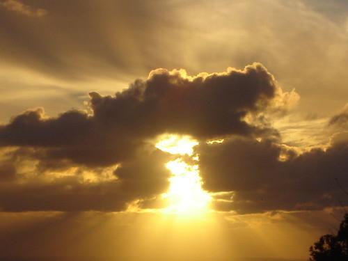 Açores e céu