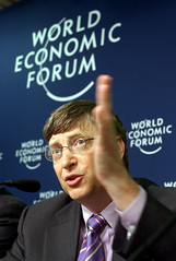 Bill Gates - World Economic Forum Annual Meeti...