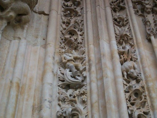 New Cathedral Salamanca Spain mystery