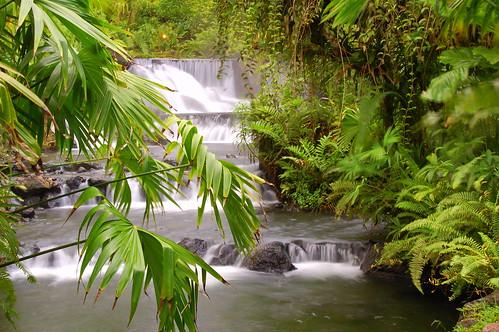 Cascade in Costa Rica