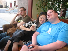 Jason, Cindy and Kevin