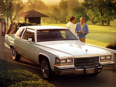 1982-1985 Cadillac Fleetwood Brougham d'Elegance Coupe (biglinc71) Tags: cadillac coupe fleetwood brougham delegance 19821985