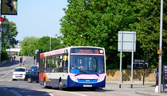 Stagecoach 37047 (Lotsapix) Tags: buses northampton northamptonshire alexander dennis stagecoach midlands enviro adl 37047 yx63zwr