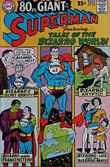 Tales of the Bizarro World (In Memory of ColGould) Tags: comic superman dccomics bizarro loislane bizarroworld superman202
