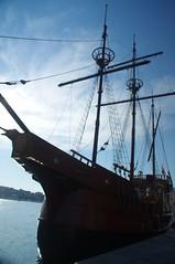 Dubrovnik (Croatie) (PierreG_09) Tags: mer port croatia hr bateau dubrovnik croatie hrvatska adriatique dalmatie gru