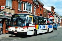 SRWT 5421-53 (Public Transport) Tags: bus buses belgique publictransport transportencommun autobus luik tec vanhool busen wallonie publictranport srwt provincedelige tecligeverviers