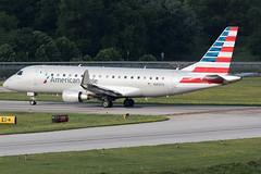American Eagle (Republic Airlines) Embraer E-175 N415YX KCMH 21JUN15 (FelipeGR90) Tags: columbus ohio columbusohio americaneagle rpa cmh brickyard regionaljet embraer175 yx portcolumbus e175 erj175 republicairlines kcmh ejets n415yx superspatula