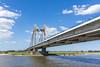 Prins Willem Alexander Bridge, Netherlands (Ken Barley) Tags: bridge holland netherlands nederland prinswillemalexander rhinecruise benedenleeuwen