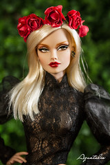 "FOR ADOPTED "" The Rock Chic "" OOAK 16'' Poppy Parker by Aquatalis (AlexNg & QuanaP) Tags: original our by price nude store doll photos cost visit worldwide poppy 16 etsy shipping parker included 235 repaint quanap wwwetsycomshopaquatalisboutique"