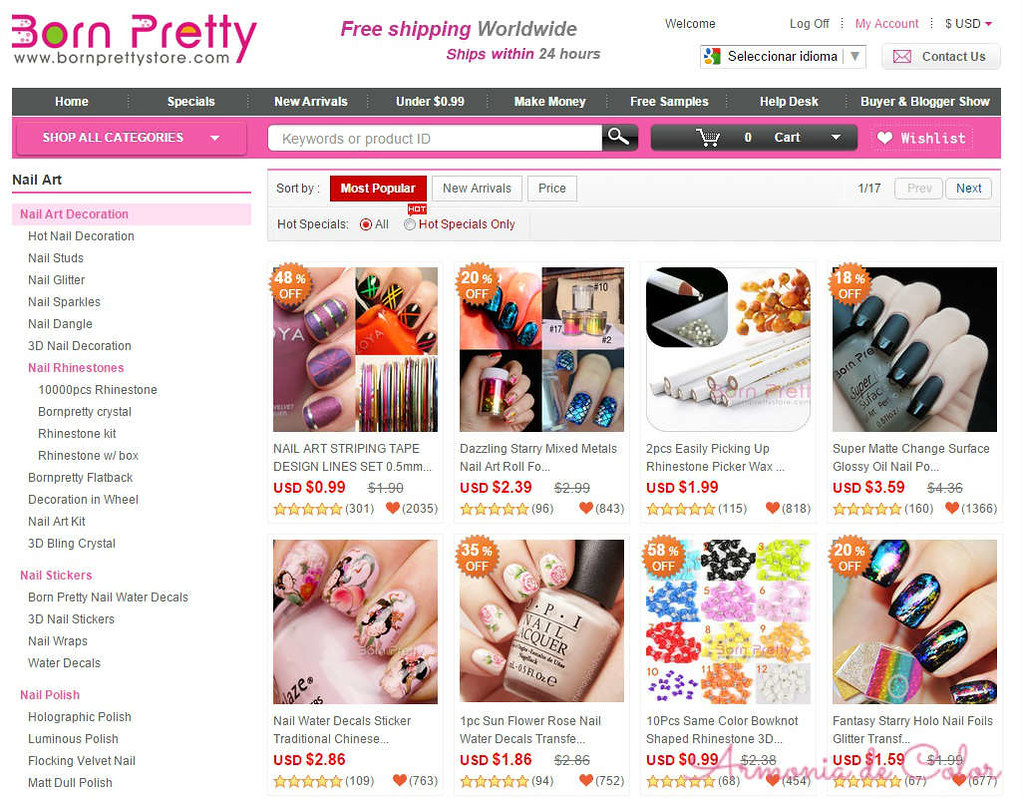 Comprar en Born Pretty Store 4