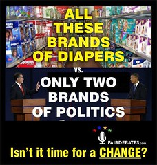 #nappies and #politics (leighblackall) Tags: politics nappies