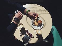 cookies (Alexey Tyudelekov) Tags: me coffee cookie hand petersburg cookieshop