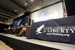 Roger Ream, Jeff Deist, Lawson Bader, Lawrence Reed & Jeff Frazee (Gage Skidmore) Tags: jeff reed liberty for dc washington lawrence university catholic young national larry convention americans roger bader lawson ream frazee 2015 deist