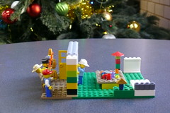 Lego club - Spearwood Library - December 2016