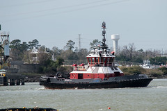 WESLEY A (Matt D. Allen) Tags: tugboat houstonshipchannel shipspotting tugs maritime