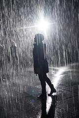 Rain room (Ariebell23) Tags: explore travel museums california losangeles lacma rain rainroom