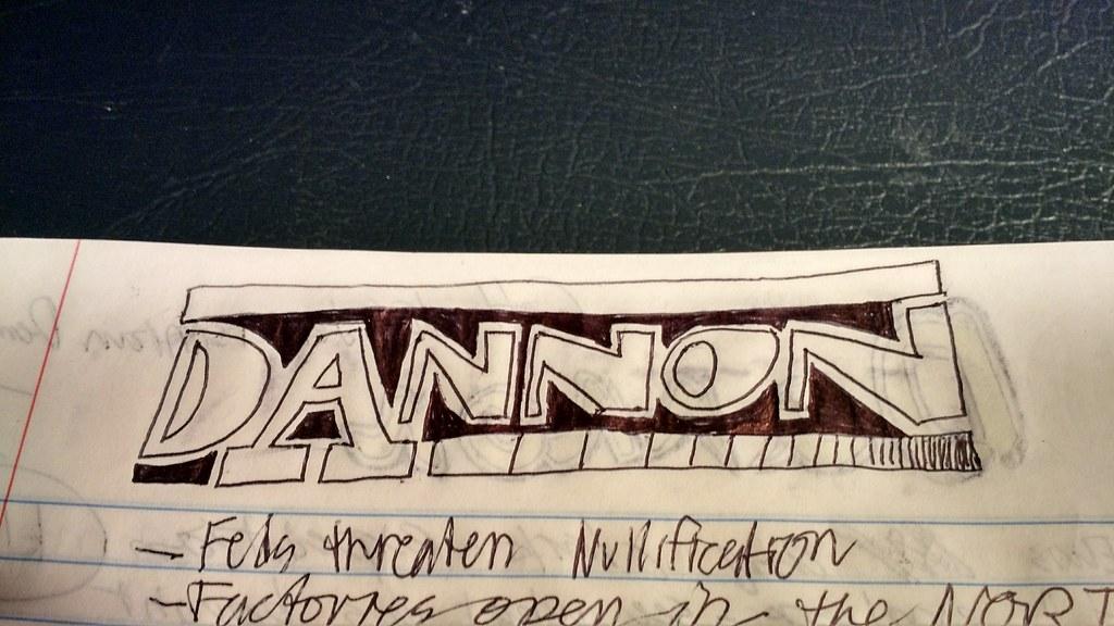 DANNON Word Art DannonL Tags Doodling Doodle Wordart