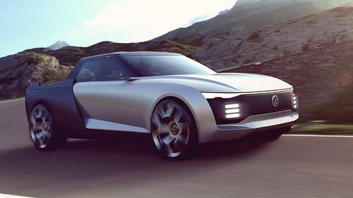 Volkswagen Varok Concept
