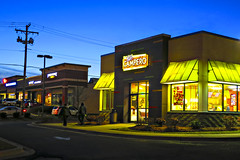 01/19/2017 - 365 Main Street Project – 290 of 365 (Sixstring563) Tags: 365 main street project laurel maryland changes history museum pollo campero big t tastee freez