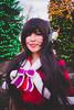 holiday2016-c01 (jobevvy) Tags: peddlersvillage 2016 onlocation christmas cosplay anime gaming xmas photoshoot