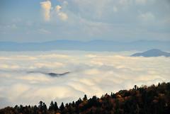 Sea of Clouds (roksoslav) Tags: velebit croatia 2008 svetište krasno nikon d80 sigma18125mm
