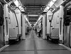 Toronto Metro (Koku85) Tags: vehicle monochrome transport canada beginnerdigitalphotographychallengewinner