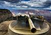 Canyon Views (danielledufour430) Tags: arizona landscape nature grandcanyon canyon telescope nationalpark sonya6000 sky clouds
