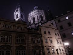 PB210739.jpg (brodecva) Tags: prague malá strana square saint nicholas church evening winter
